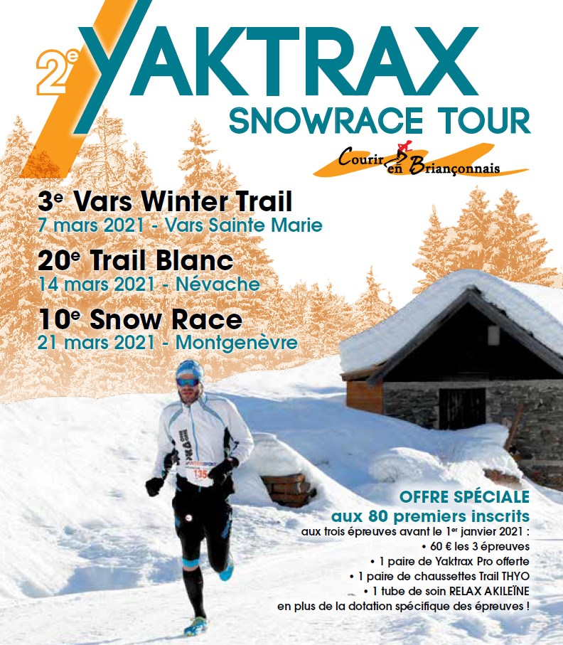 Vars Winter Trail 2021