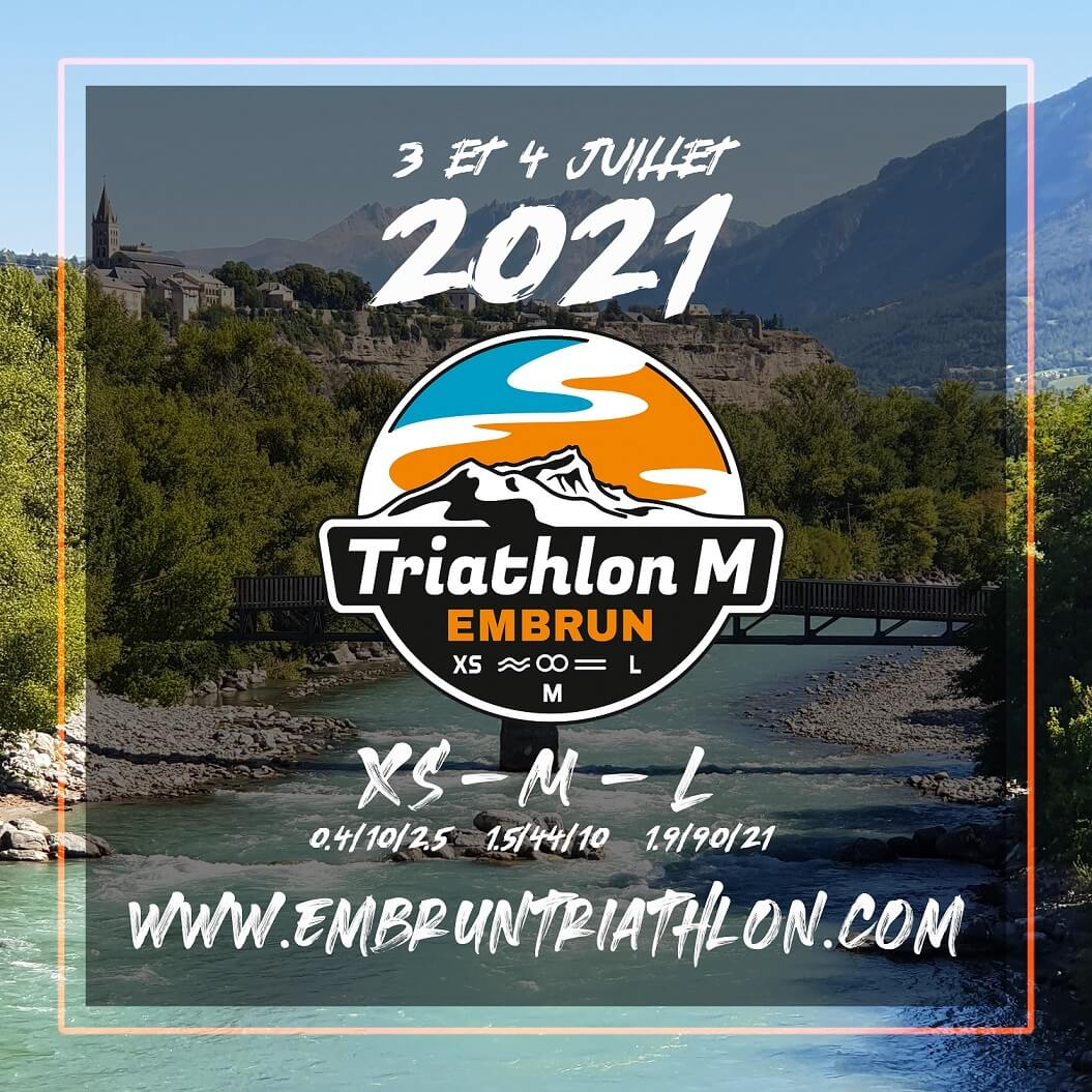 Triathlon XS - M - L Embrun